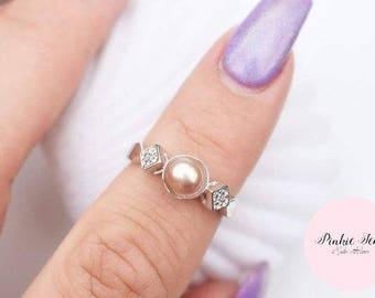Shine Bright Ring - Adjustable
