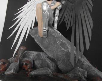 Alita Alita Gunnm Yukito Kishiro figurine statue