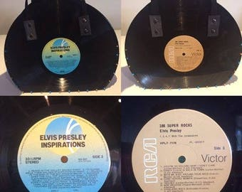 "12"" Elvis Rockin' Record Bag"