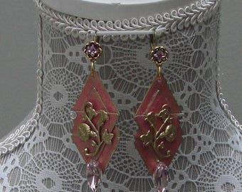 ROSALINE baroque earrings