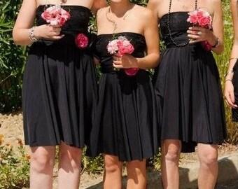 S\XL Infinity Dress-dress \Wrap Dress 10 dresses in 1-choose colors