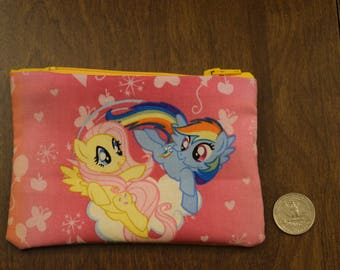My Little Pony Change Purse