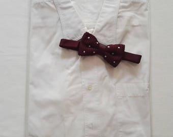 Made in italy-tailored white shirt sleeves new without tag