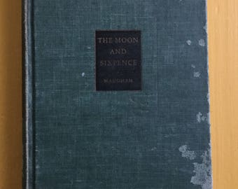 The Moon and Sixpence - W. Somerset Maugham - 1919