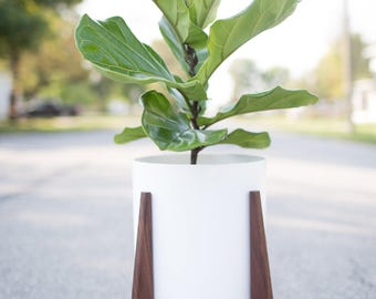 The Victor - Mid-Century Plant Stand