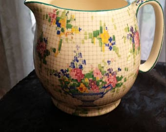 Rare Royal Winton Grimwades Pelham Countess Creamer