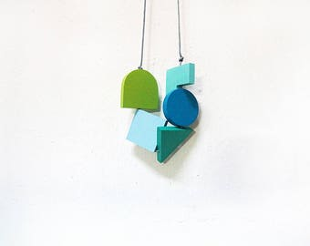 LOVED Necklace - Multi Colors M006 M007