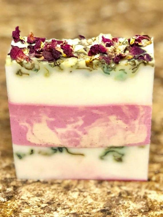"Homemade Bar Soap Featured product from ""Dot K Products"""