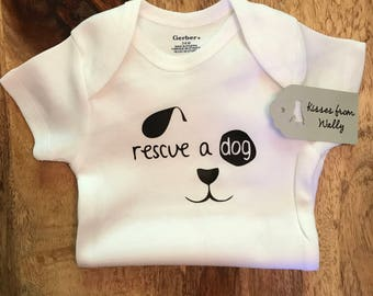 Rescue a dog/Free domestic shipping