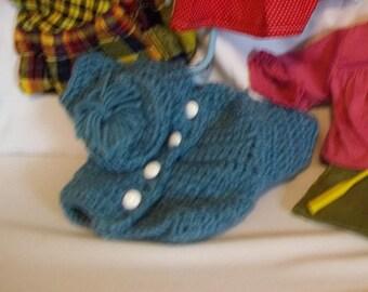 """18"""" doll Short sleeved Sweater 327E"""