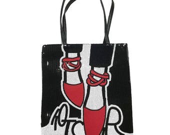 Ruby Red Tote