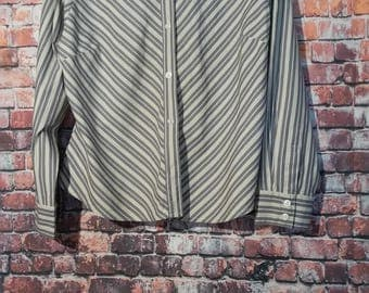 90's Top Women's Size 13/14 Blouse Top Shirt Long Sleeves.