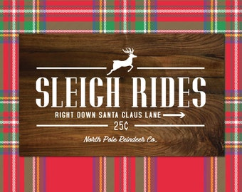 Vintage Christmas SVG, Reindeer SVG, Joanna Gaines Christmas SVG, Magnolia Farms Christmas, Fixer Upper, Print, Cut File, Cuttable, Vector