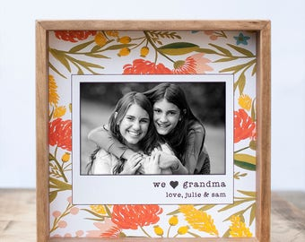 Christmas - Gift - For - Women Mothers Day Gift Gift for Grandma Grandma from Grandkids Personalized Grandma Grandmothers Gift Personalized