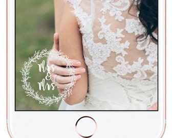 Wedding Snapchat Geofilter *for immediate download - not personalized* #4