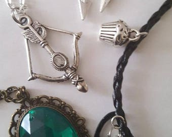Carmilla Movie Inspired Jewellery Set
