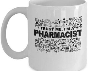 Pharmacist Mug, Pharmacist Gifts, Gift Pharmacist, Pharmacist Gift, Pharmacy Gift, Gift For Pharmacist, Mug For Coworkers, Pharmacist