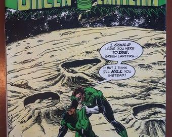 GREEN LANTERN Corps vol 1 no. 220 Canadian Cover Variant 1988 DC Comics