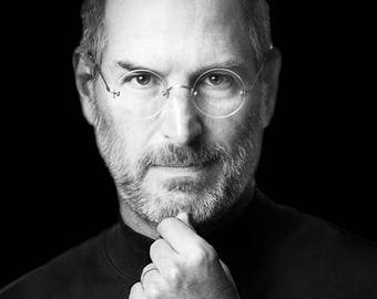 Steve Jobs / Inspirational 8 x 10 / 8x10 GLOSSY Photo Picture IMAGE #2
