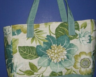 Quilted TOTE BAG S-3544