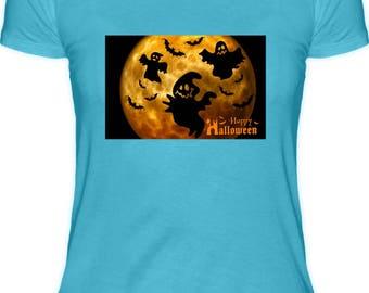 Happy Halloween Female T-Shirt