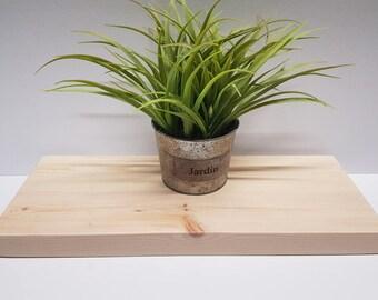 Floating Shelves |Chunky|Solid Wood  20cm x 5cm | Wall Shelf | Pine