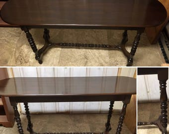 Antique Console/Sofa Table