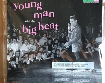 Elvis Presley / Young Man With The Big Beat - The Complete '56 Masters - (5) CD Box Set -Album - Mono - Box Set - RCA - Legacy - 88697935342