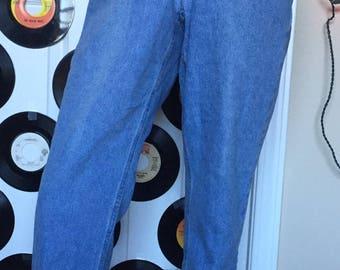 Original LIZ CLAIBORNE Lizwear High Waist Jeans Petite 8S
