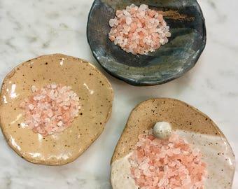 Pearl Oyster mini salt dish