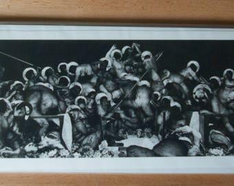 The Feast (2015) Fine Art Print