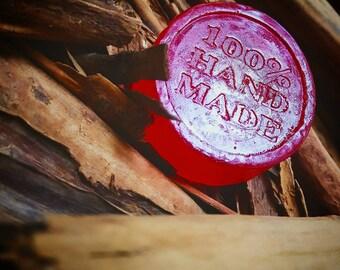 Soap, cinnamon, aromatic, organic, natural, handmade, rustic, natural essences, artisan.