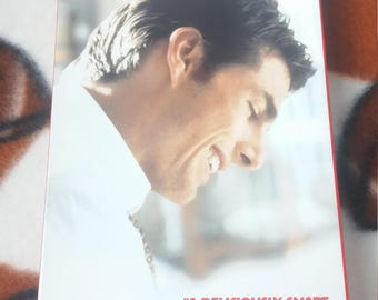 Jerry Maguire (VHS, 1997, Closed Captioned) Tom Cruise