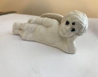 Ceramic Dark Little Angel