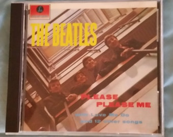 The Beatles - Please Please Me CD