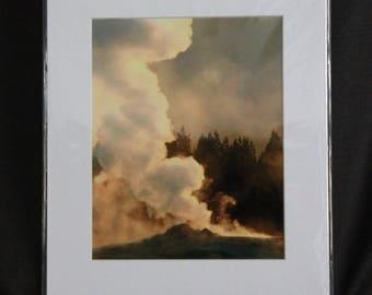 Photography, Yellowstone National Park