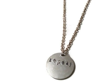 Repeal Necklace