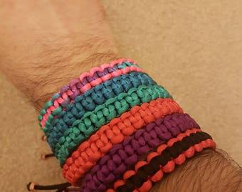 Friendship Bracelet, Macrame Bracelet, BFF Bracelet