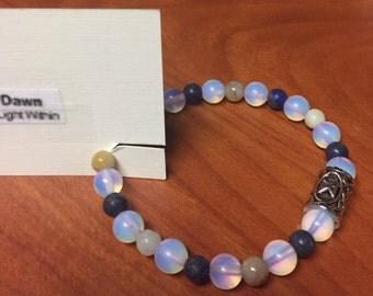 Natural stone healing bracelets