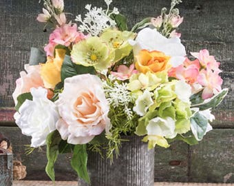 Country Rose  Arrangement