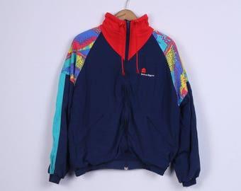 Sport Master Mens M Track Top Jacket Nylon Waterproof Sport Vintage
