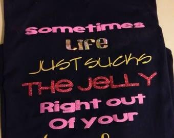 Jelly life tee