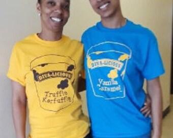 Designer Tee Shirts, Tops
