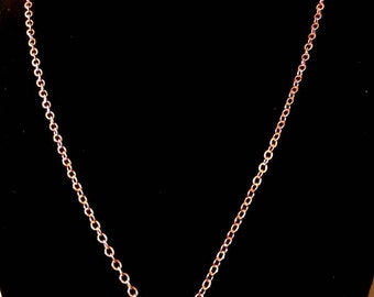 Rose Gold Plated  Crystal Swan Pendant Necklace