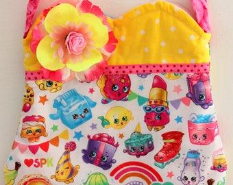 Shopkins purse, SPK, girls purse, toddler purse,