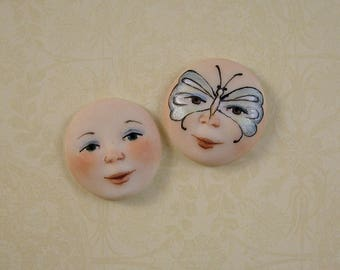 Round Face set of 2
