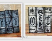 Special Listing for marycasavant ONLY-Unique Family Theme Tissue Box Cover