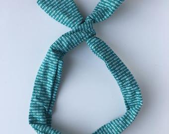 Wire Headband, Dolly Bow, yoga wire headband, head wrap, knot headband, twist headband, dolly bow head wrap, baby headwrap, beauty-gift