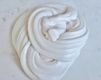 White Milky Slime 4oz: Great for Party Favors