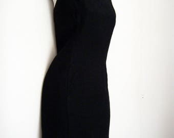 1990s THE LIMITED Little Black Dress, size 11 - 12
